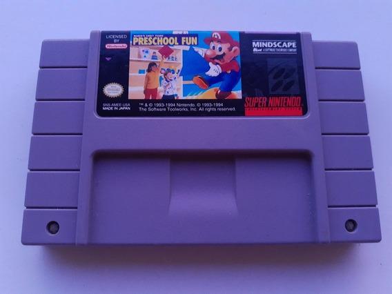 Super Nes: Mario