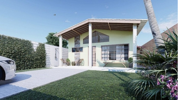 Casa Em Itanhaém, Piscina E Churrasqueira - 177