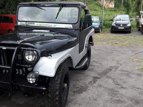 Ford Jipe Willys 6 Cj