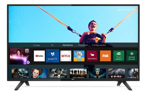 Smart Tv Philips32phg5813/78 Preto 32