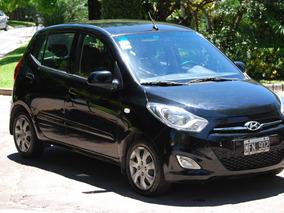 Hyundai I10 1,2 Gls Seguridad, 2011, Muy Bueno!!