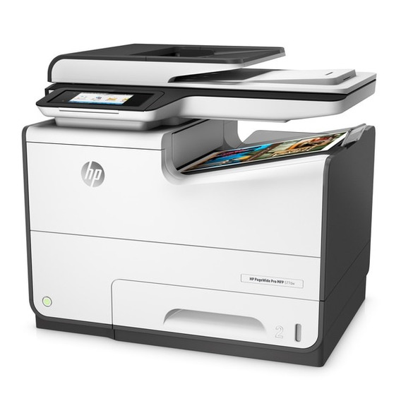 Impressora Hp Pagewide 477