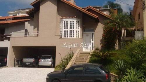 Imagem 1 de 19 de Casa Com 3 Dormitórios À Venda, 300 M² Por R$ 1.930.000,00 - Alphaville 11 - Santana De Parnaíba/sp - Ca2792