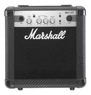 Amplificador Marshall MG Carbon Fibre MG10CF Transistor 10W negro