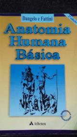 Anatomia Humana Básica Dangelo & Fattini 2° Edição