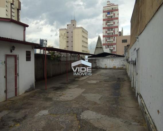 Estacionamento Para Alugar Na Região Central De Campinas - Et00004 - 34700730