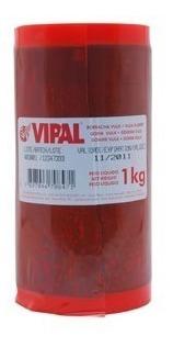 Borracha Vulcanite Quente Manchão Remendo 1kg - Vipal