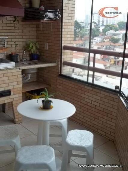 Apartamento Residencial À Venda, Saúde, São Paulo. - Ap0833
