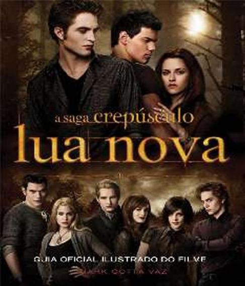 Lua Nova - Guia Ilustrado Do Filme