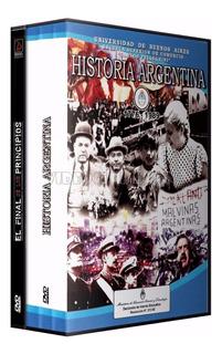 Colección Historia Argentina En Dvd - Felipe Pigna