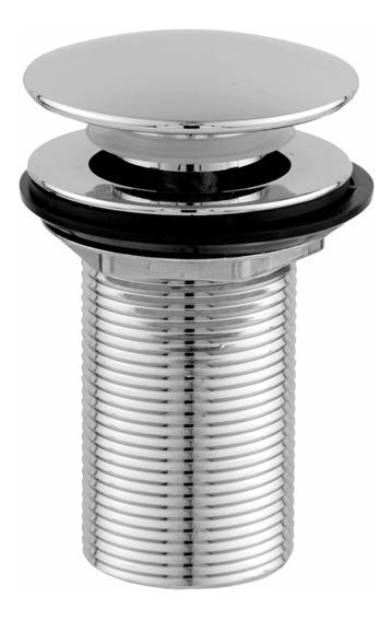 Válvula P/lavatório Click Up 1 1/2 (04cm) V04 Metal Cromado