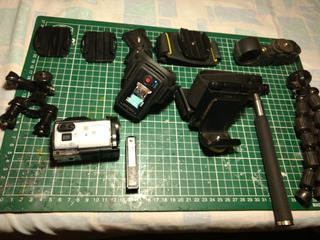 Sony Action Cam Hdr-az1