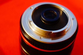 Lente Rokinon Samsung Fish Eye Nx 1:2.8 8mm