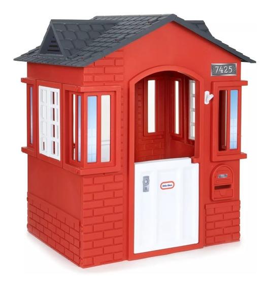 Little Tikes Casa De Jardin (cape Cottage Red)