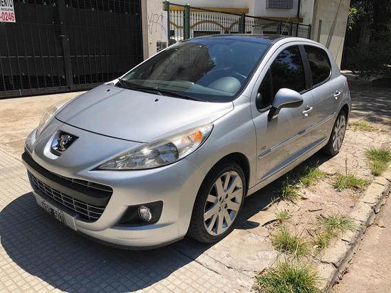 Peugeot 207 1.6 Gti 156cv 2012 5p, Impecable, Titular, Nuñez