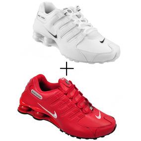 9cefd254a7e Tenis Nike Shox Vermelho E - Nike Outros Esportes para Masculino no ...