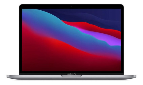 Imagem 1 de 6 de Apple MacBook Pro (13 polegadas, 2020, Chip M1, 256 GB de SSD, 8 GB de RAM) - Cinza-espacial