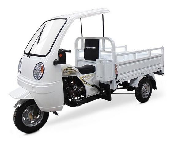 Motocarro Gasolina Muevetec 2020 Rex Pick Up 200cc