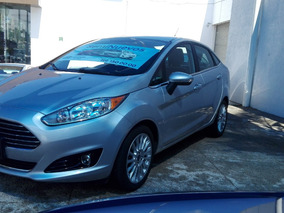 Ford Fiesta 1.6 Titanium Sedan At