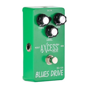 Pedal Axcess Giannini Bd-108 Blues Drive