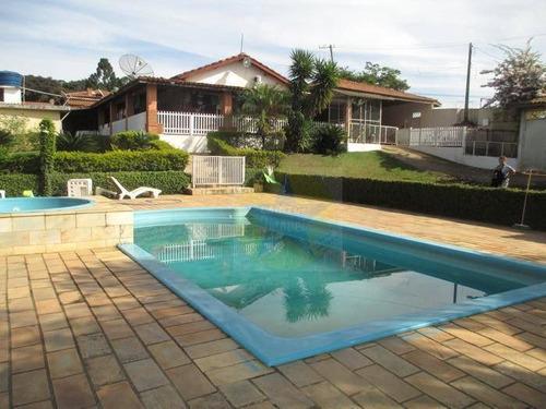 Chácara Residencial À Venda, Jardim Maracanã, Atibaia. - Ch1062
