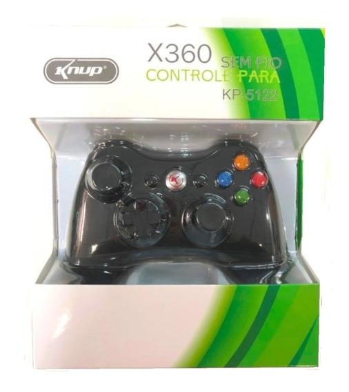 Controle Joystick Para Xbox Com Fio Usb Compatível