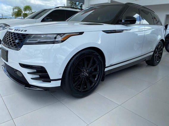 Land Rover Range Rover Velar Hse Blanca 2018