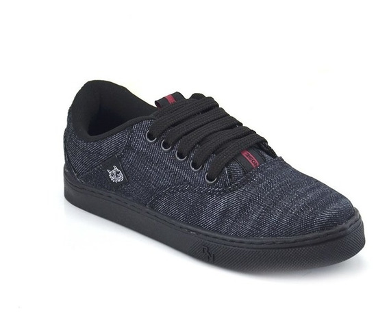 Tenis Way Red Nose Preto - Rnfi102