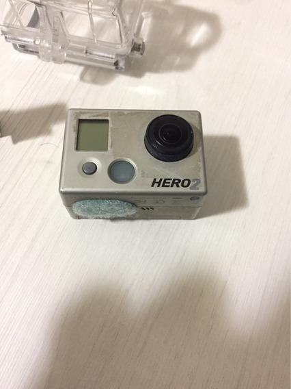 Gopro Hero 2 - Original (bateria Extra)