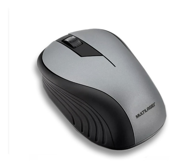 Mouse Wireless Sem Fio Usb Alcance 10m Notebook Pc 1200dpi