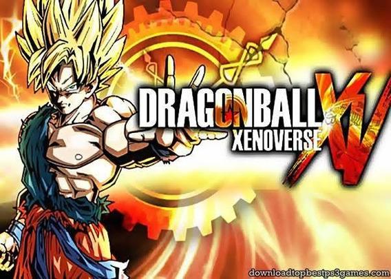 Dragon Ball Xenoverse+dlc -ps3