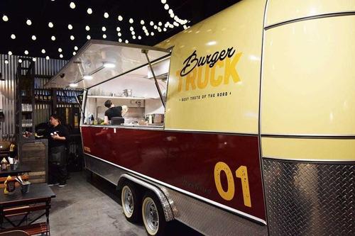 Food Truck Gastronómico Monterrey Air 250 Mactrail