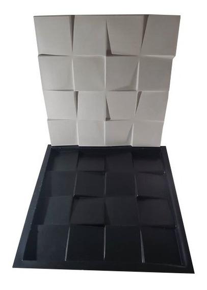 Forma Gesso 3d Abs Prisma 40x40 Envio Imediato Lindíssimos