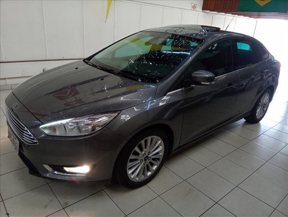 Ford Focus Focus Sedan Fastback Titanium 2.0 16v Flex Powers