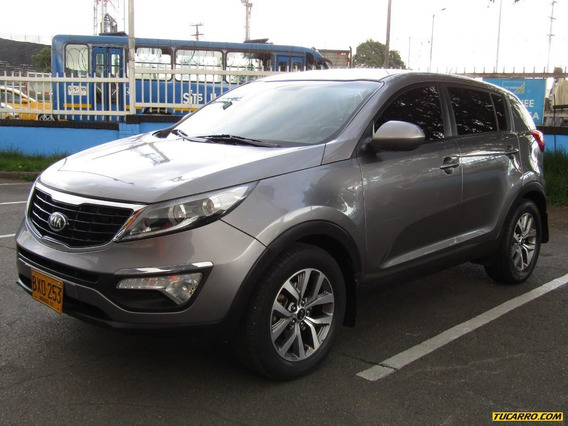 Kia New Sportage Lx Revolution 2.0 At
