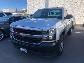 Chevrolet Silverado 5.4 2500 Cab Dob Ls On Star 4x2 At 2018