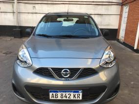 Nissan March 1.6 Active 107cv Inmaculado Como Nuevo !