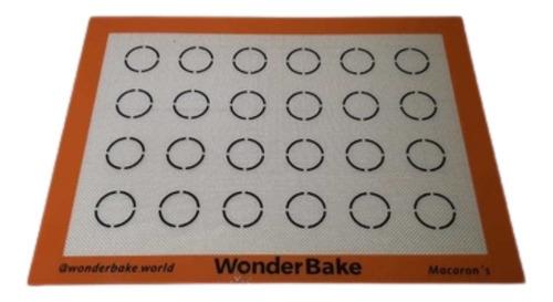 Lamina Wonder Bake Para Macarons 60x40 / Lauacu