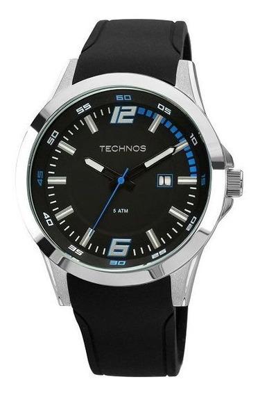 Relógio Technos Masculino 2115kpt8a Nota Fiscal E Garantia