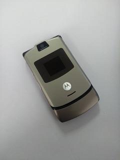 Motorola V3 Semi-novo Desbloqueado Otimo Estado