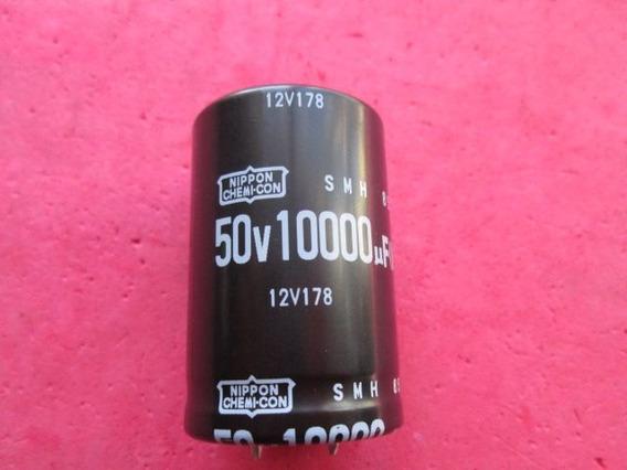 Capacitor Eletrolítico 10.000uf X 50v 85º C 29 X 45 Mm 3 Pçs