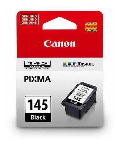 Cartucho Canon 145 Pg-145 Preto