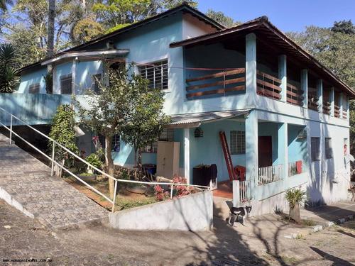Chácara Para Locação Em Itapecerica Da Serra, Recreio Campestre, 3 Dormitórios, 1 Suíte, 3 Banheiros, 10 Vagas - 8441_1-1499808