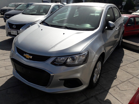 Chevrolet Sonic Lt Paq D 2017