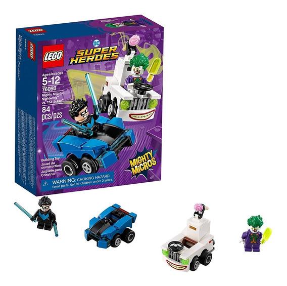 Lego The Joker El Guason 84 Piezas