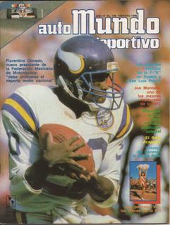 Revista Colección Automundo Deportivo #186 Febrero 1986