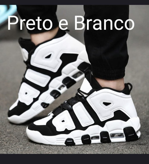Tenis Nike Air More Up Tempo