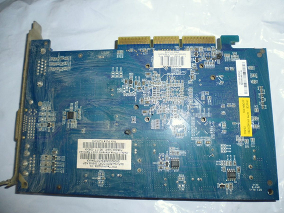 Tarjetas De Video Ati Y Gforce 256mb Agp