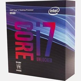 Processador Intel I7 8700 - Box! 4.6 Ghz / Lga 1151