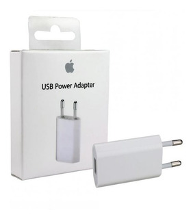 Cargador Apple Original Usb 5w iPhone 6 7 8 X Xs Xr - Power